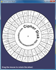 Virtual Caesar Cipher Wheel