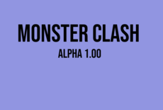 Monster Clash is a generic RPG. You slay monsters, buy items, and level up.