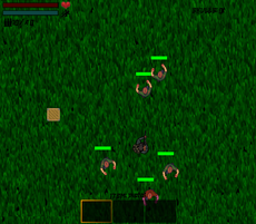 Fight zombies and collect weapons. Rebirth to unluck multipliers.