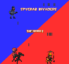 Spycrab Invaders