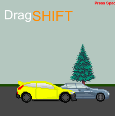 The best PyGame drag racing experience. Race your hatchback to victory. Good luck driver!