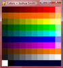 Colors: A color library for Pygame