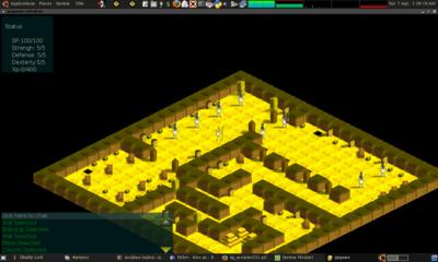 Pyramid online (MMORPG)
