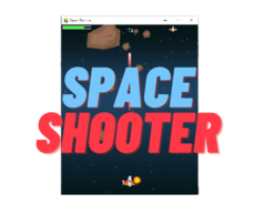 Creating a Space Shooter game using Pygame