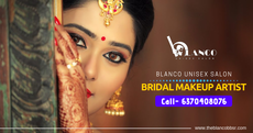Blanco Unisex Salon, which is known as the best unisex salon in Bhubaneswar.