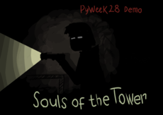 Survival-horror game about recovering old tower. Flashlight and elevators are your only friends here.. Made for PyWeek28.