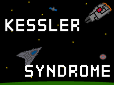 Asteroids-esque game, but with a plot