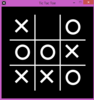 unbeatable tic tac toe game
