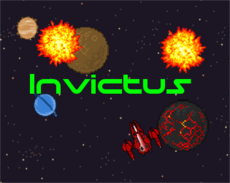 A free to play, in development space shooter game