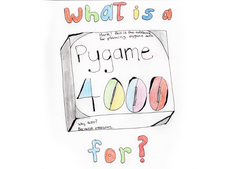 What is a pygame 4000 for?