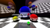 3D Real-time Ray Tracing Demo