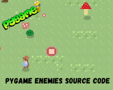 Source Code for enemies in my game