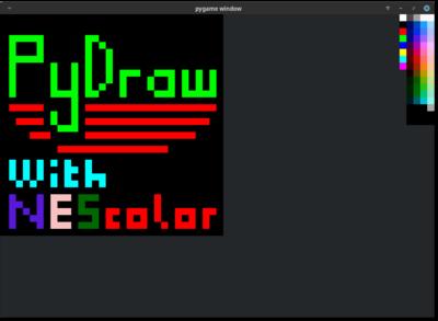 PyDraw - v0 0 5-alpha