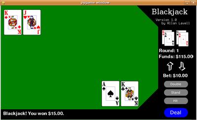 Blackjack python github : El diablo poker