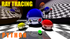 Pygame 3D Real-time Ray Tracing