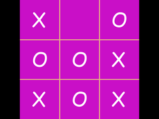 A Tic-Tac-Toe AI that never loses.