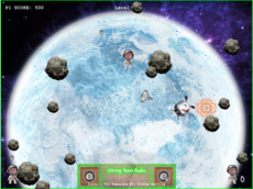 <p>Strong Jesse is a space shooter inspired by the classic arcade game asteroids.</p>