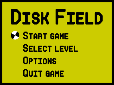 Image result for disk field game