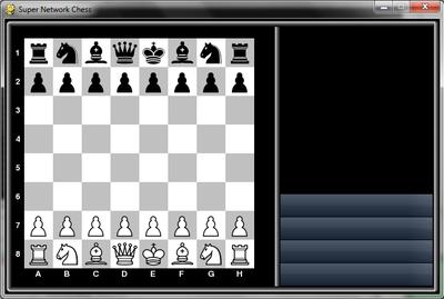 Super Network Chess