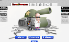 tank trouble multiplayer to play it online