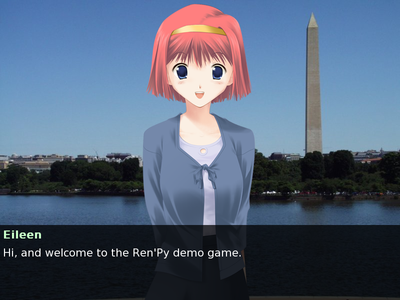 Ren'Py Visual Novel Engine