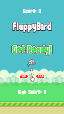 Flappy Bird in PyGame