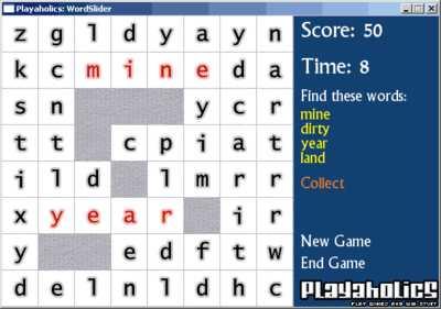 WordSlider