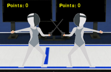 A arcade style fencing game. Touche and Repost your way to victory.
