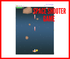 "Hi,  coders! Today I will show you guys, how to build one of the most popular games that we used to play during our kids & used to think to built i.e ""Space Shooter""."