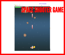 A shooting action game based on pygame